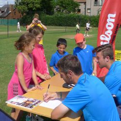 Torneo di Singolo - Oxford Tennis Camp